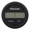 Xikar Round Digital Hygrometer Thermometer