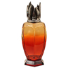 Athena Amber Lamp