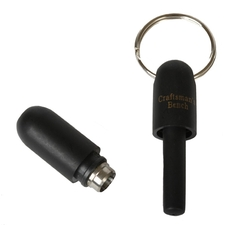 Craftsman's Bench Bullet Cutter and Key Chain