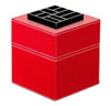 Easy Scent Red Leather Cube Diffuser