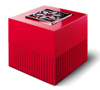 Easy Scent Red Cube Diffuser