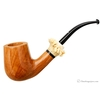 Smooth Bent Billiard with Antler (AT)