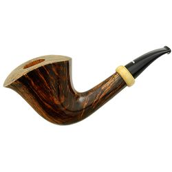 Smooth Bent Dublin with Boxwood (AT)