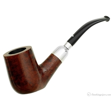 Smooth Bent Billiard Sitter with Silver Spigot (03) (AR)