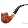 Sandblasted Bent Brandy with Silver