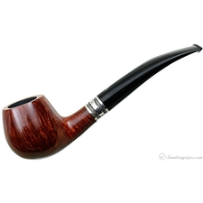 Ventura Smooth Bent Apple with Silver