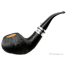 Calenda 2015 Pettinate Freehand Sitter with Silver (014)