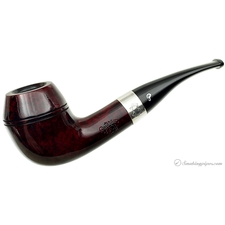 Sherlock Holmes Smooth Red Deerstalker Fishtail
