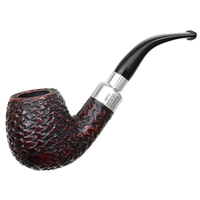 Rusticated Nickel Mounted Spigot (68) Fishtail