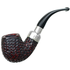 Rusticated Nickel Mounted Spigot (221) Fishtail