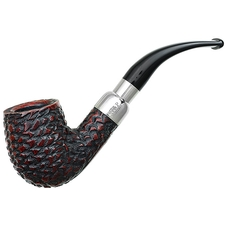 Rusticated Nickel Mounted Spigot (69) Fishtail