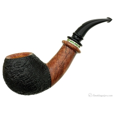 Egea Collection Partially Sandblasted Bent Apple (SL-11) (03)