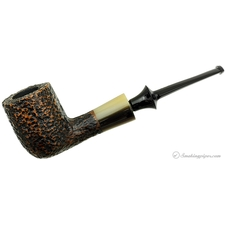Nonpareil Rusticated Black Billiard