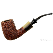 Nonpareil Rusticated Brown Bent Billiard
