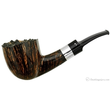 Smooth Bent Dublin with Silver (D)