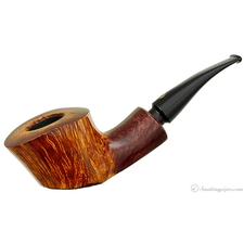 Crown Partially Rusticated Bent Dublin Sitter (Viking)