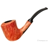 Feather Carved Bent Billiard (55)