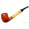 Smooth Bent Billiard with Bamboo