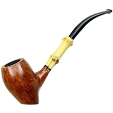 Tokyo Smooth Bent Egg Sitter with Bamboo (551)