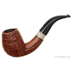 Sandblasted Bent Egg Picta Magritte with Silver 15 (S2)