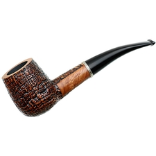 Picta Picasso Sandblasted Bent Brandy (S2) (07)