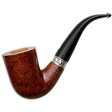 Picta Magritte Smooth Walnut Bent Dublin (L1) (02)