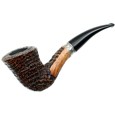 Picta Magritte Sandblasted Bent Dublin with Silver (S2) (16)