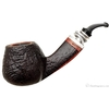 P. Jeppesen Handmade Sandblasted Bent Brandy with Silver (6)