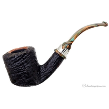 Classic Sandblasted Bent Billiard