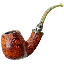 Structure Sandblasted Bent Billiard