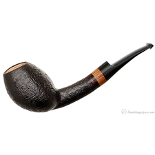 Sandblasted Bent Egg with Rosewood (A)
