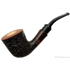 Sandblasted Bent Dublin with Cumberland