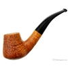 Sandblasted Bent Brandy (26) (S*) (Gr 2) with Tamper and Polishing Cloth