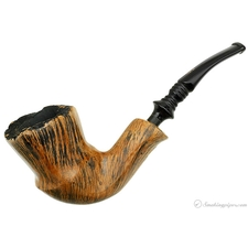 Black Grain Smooth Bent Dublin (3)