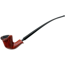 Orange Grain Smooth Churchwarden (2)