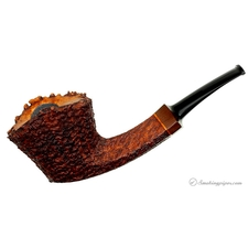 Sandblasted Bent Dublin with Manzanita