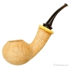Sandblasted Bent Apple with Boxwood (Turtle)