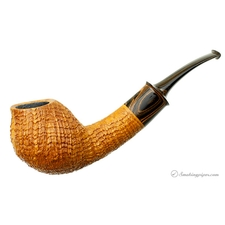 Sandblasted Bent Egg (232)