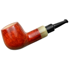 Chubby Jackey Smooth Terracotta with Horn (9mm)