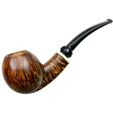 Smooth Bent Egg with Celluloid (FH) (335)