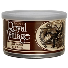 Royal Vintage: Dark Stoved 50g