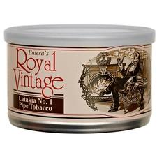 Royal Vintage: Latakia #1 50g