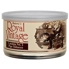 Royal Vintage: Latakia #2 50g