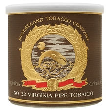 Matured Virginia: No. 22 100g