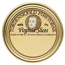Tordenskjold Virginia Slices 50g