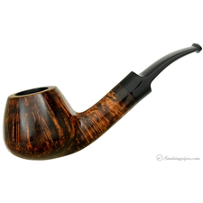 Peter Hedegaard Smooth Bent Brandy with Bacote (FP3) (Unsmoked)