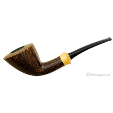 Tom Eltang Smooth Bent Dublin with Boxwood (Unsmoked)