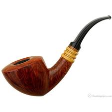 Bjarne Nielsen Handmade Smooth Bent Dublin (B) (Unsmoked)