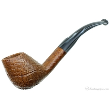 Peter Stokkebye Sandblasted Bent Brandy (910) (Replacement Stem)