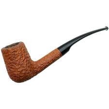 Celius Rusticated Bent Billiard (Queen) (1)